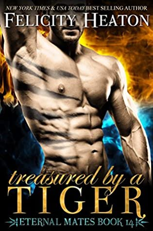 Review: Treasured by a Tiger by Felicity Heaton