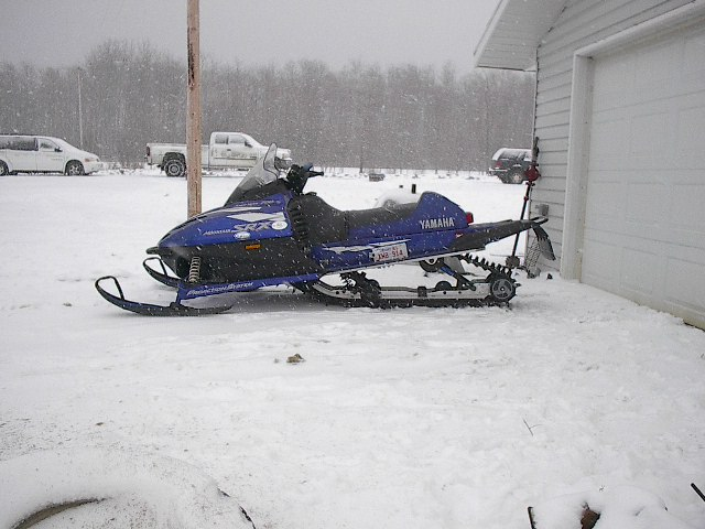 Chuckwads Mountain SRX Mod