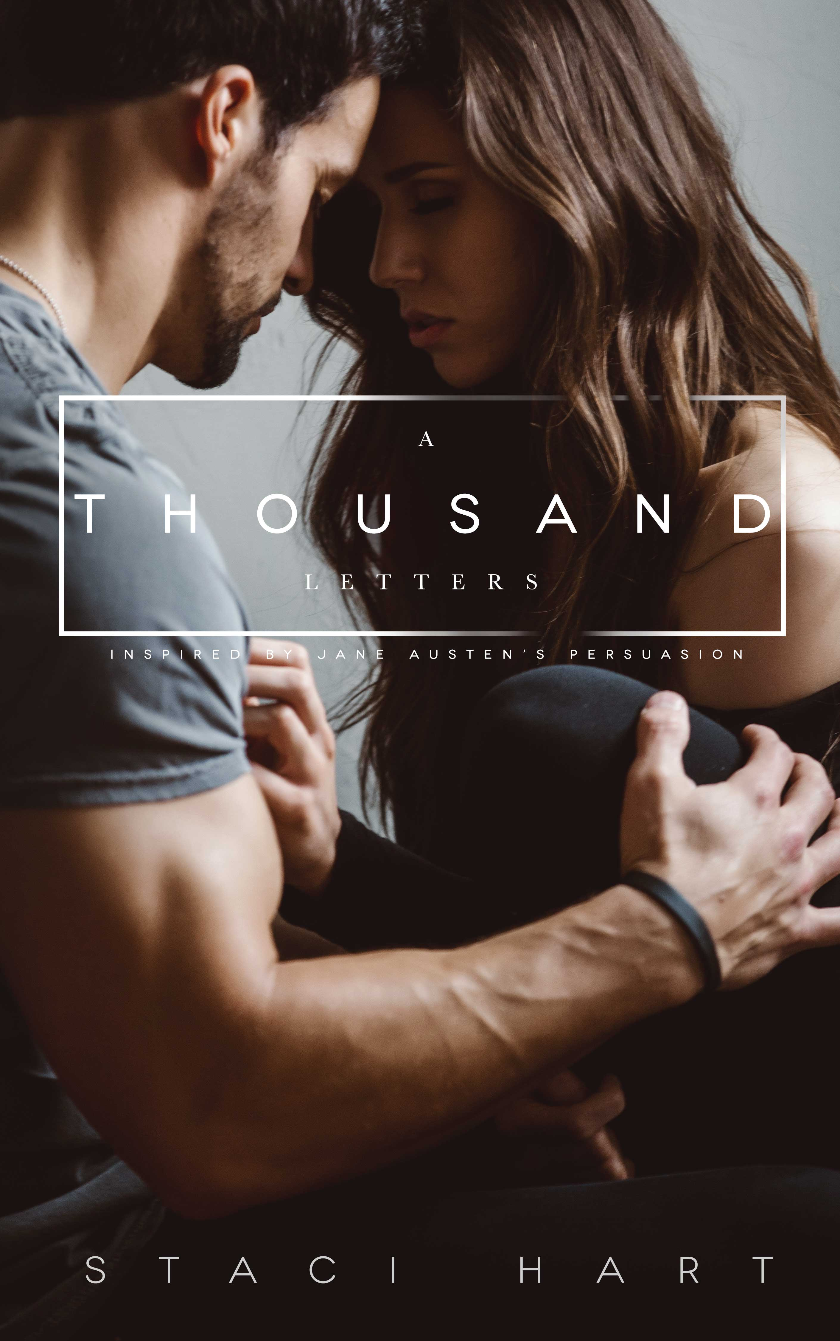 A Thousand Letters by Staci Hart  Review  Totally Bex