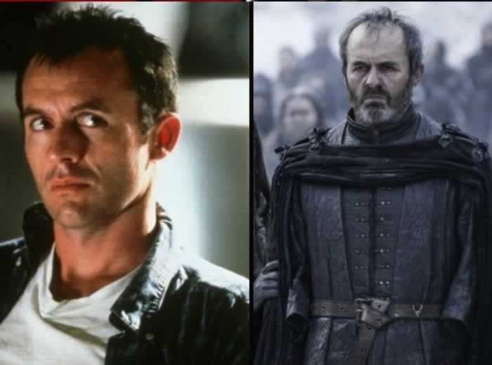 Stannis Baratheon has never smiled all his life