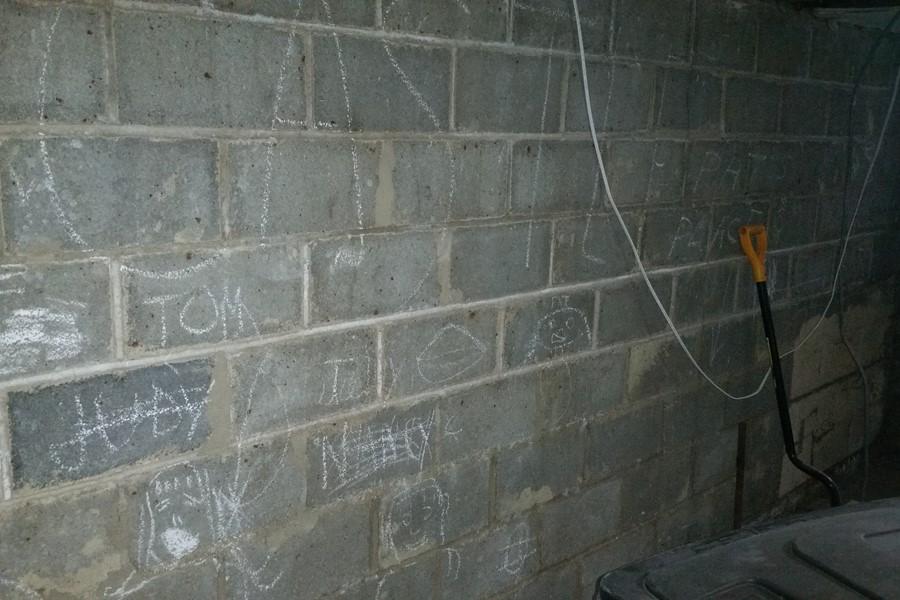 basement walls