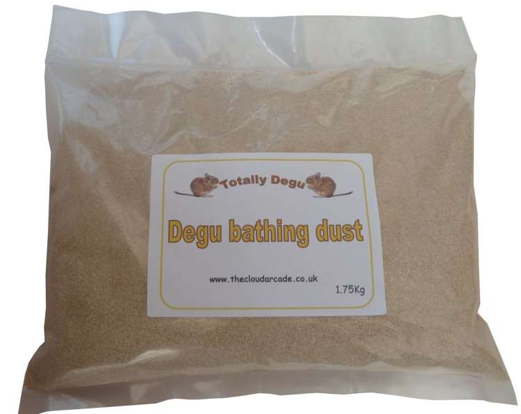 Bathing sand dust Product Shot small pet care