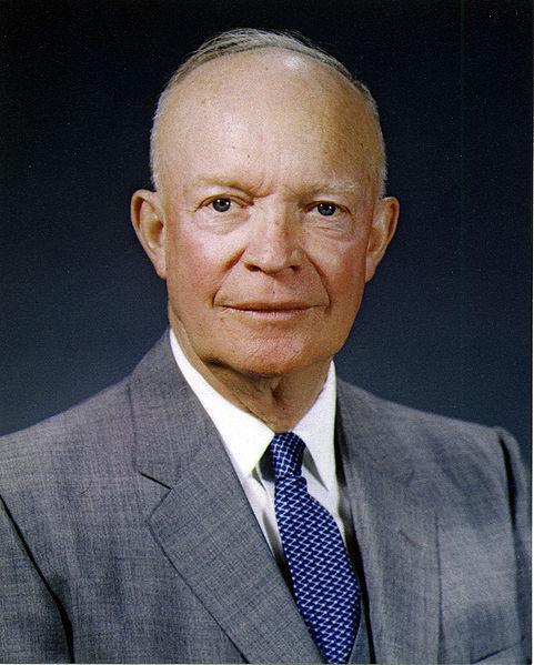 Dwight D Eisenhower Biography 34th US President
