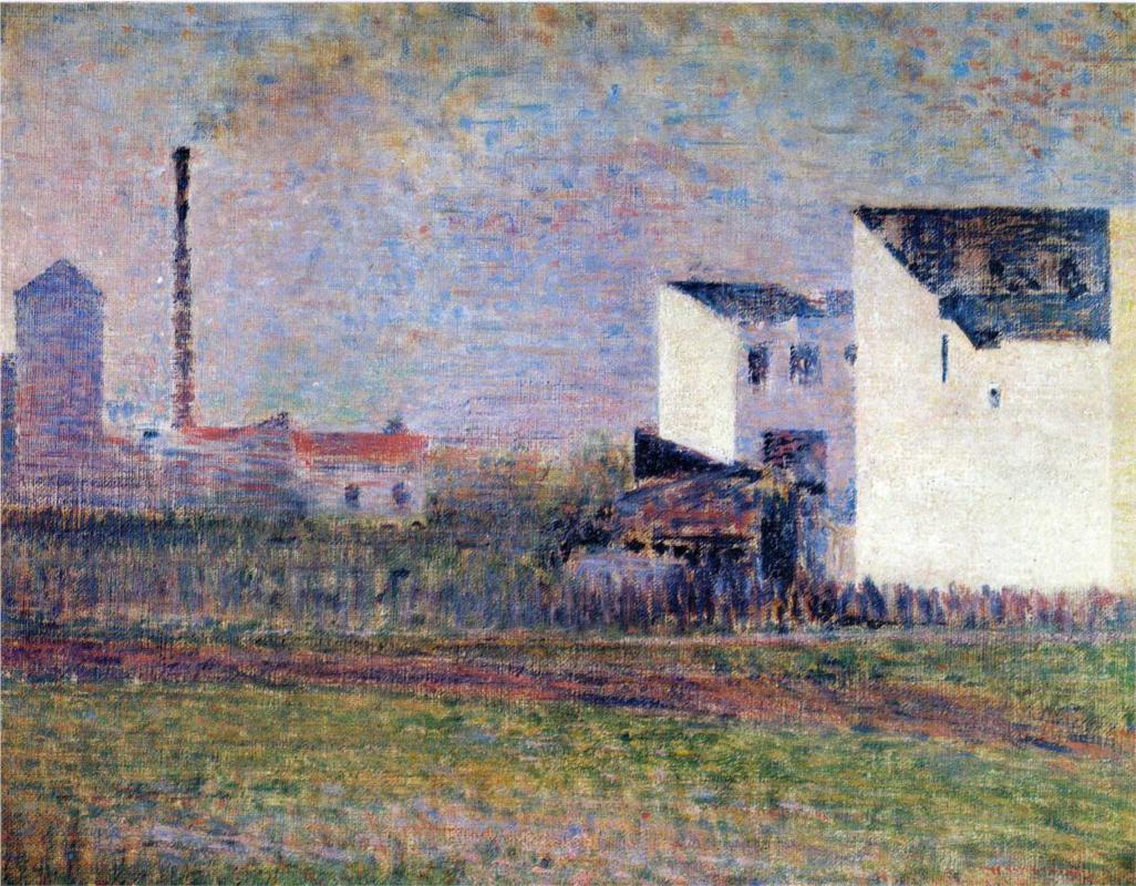 Georges Seurat Paintings Amp Artwork Gallery In
