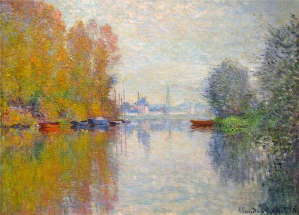 Claude Oscar Monet Famous Paintings & Artworks