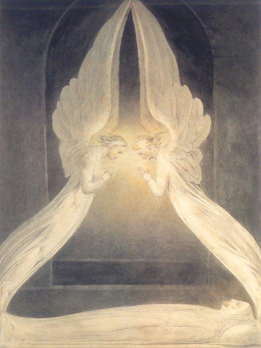 William Blake Paintings  Artwork Gallery in Chronological