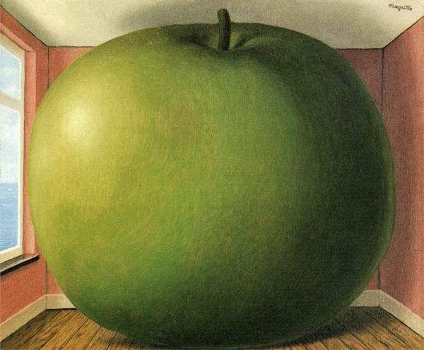 Listening Room Ren Magritte - Facts Painting
