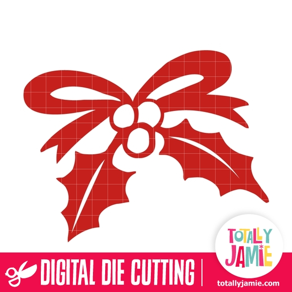 This is a commercial and personal use svg file and it's perfectly compatible with cricut explore, silhouette cameo, brother scan n cut, sizzix. Christmas Holly Sprig Totallyjamie Svg Cut Files Graphic Sets Clip Arts