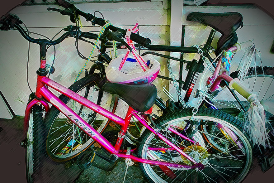 Bicycles…