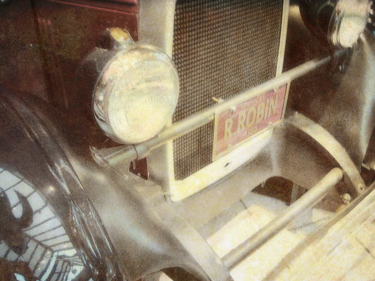…..old car