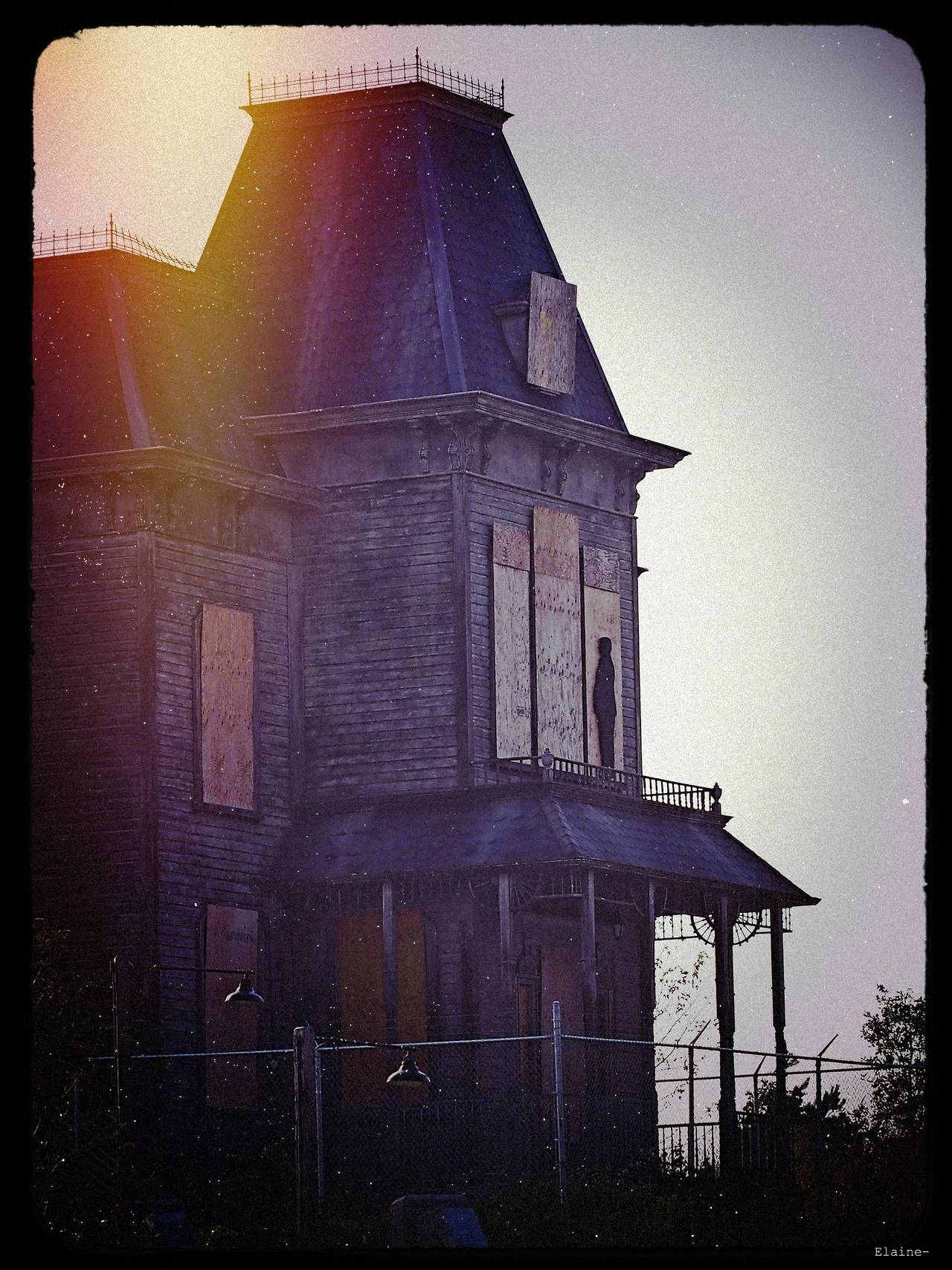 Psycho, Mother's House