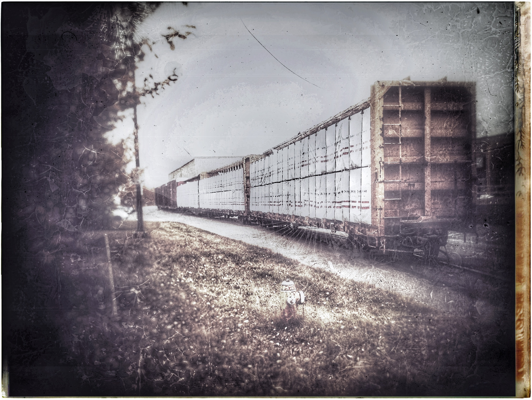 Goin' Off The Rails…