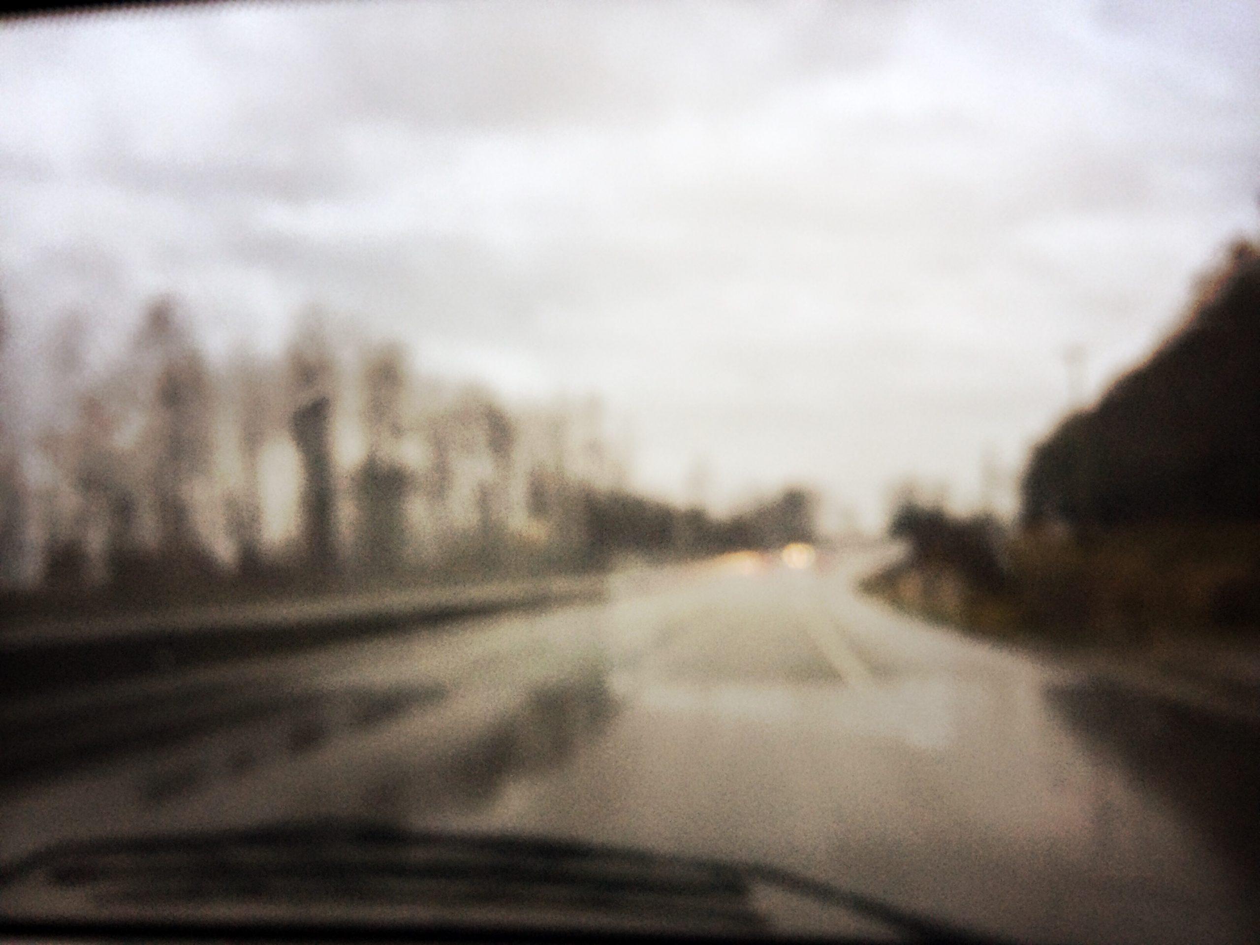 It's all a blur