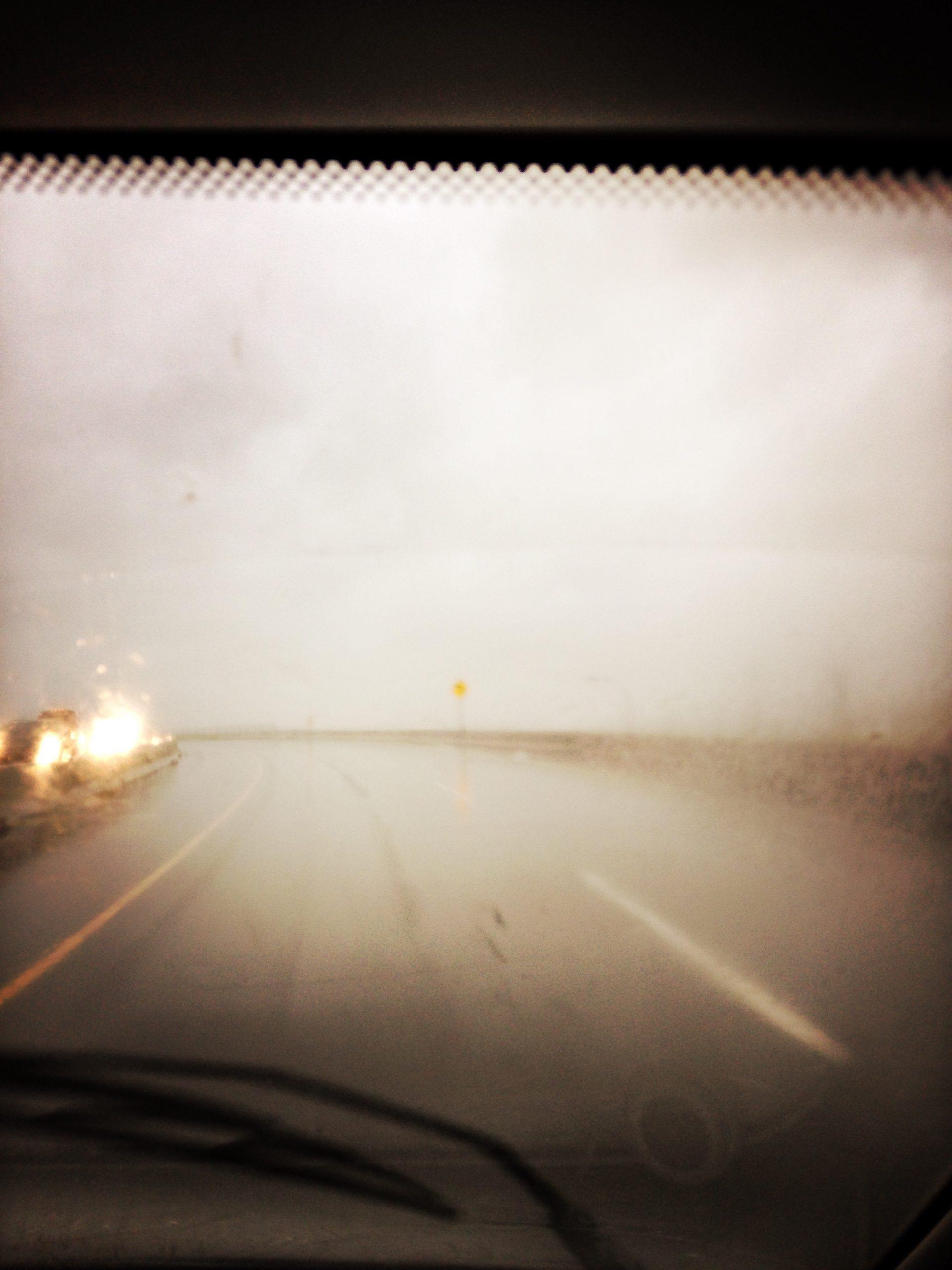 It's Raining Again…