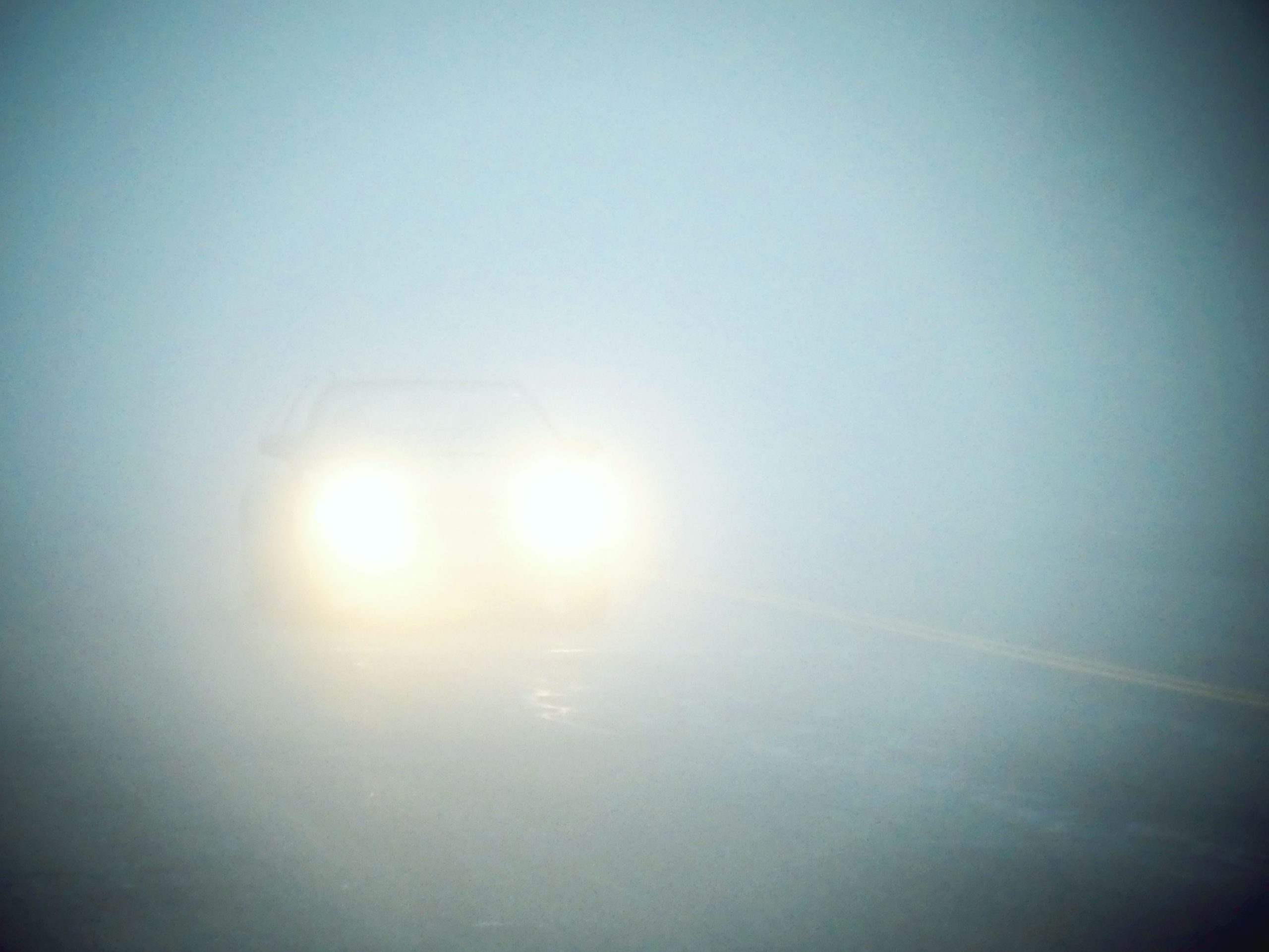 Foggy Morn