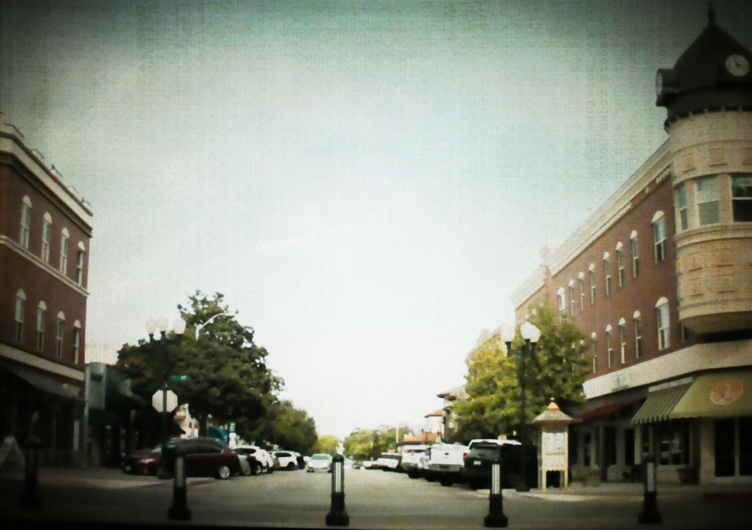 Struttin' Into Town
