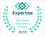 Expertise Best Home Organizer in Portland 2018