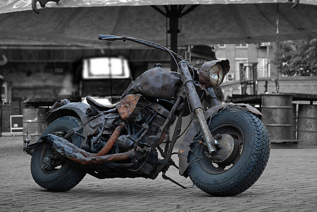 The Rat Chopper Totally Rad Choppers