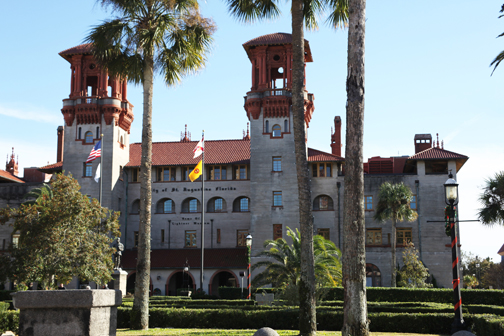 Lightner Museum, 75 King St., is free to St. Augustine and St. Johns County residents with ID. See the list of other free attractions below. Photo by RENEE UNSWORTH
