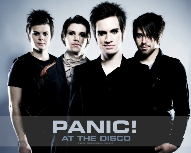 Panic At The Disco On Stage Aug 16  Totally St Augustine