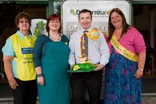 Jacqui Kelly - Totally Sugar - Macmillan Blooming Great Tea Party Cake