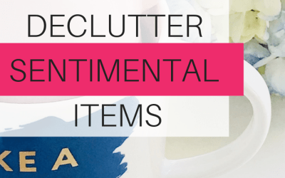 5 Questions to Help You Declutter Sentimental Items