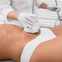 ultrasound cavitation love handles mummy tummy