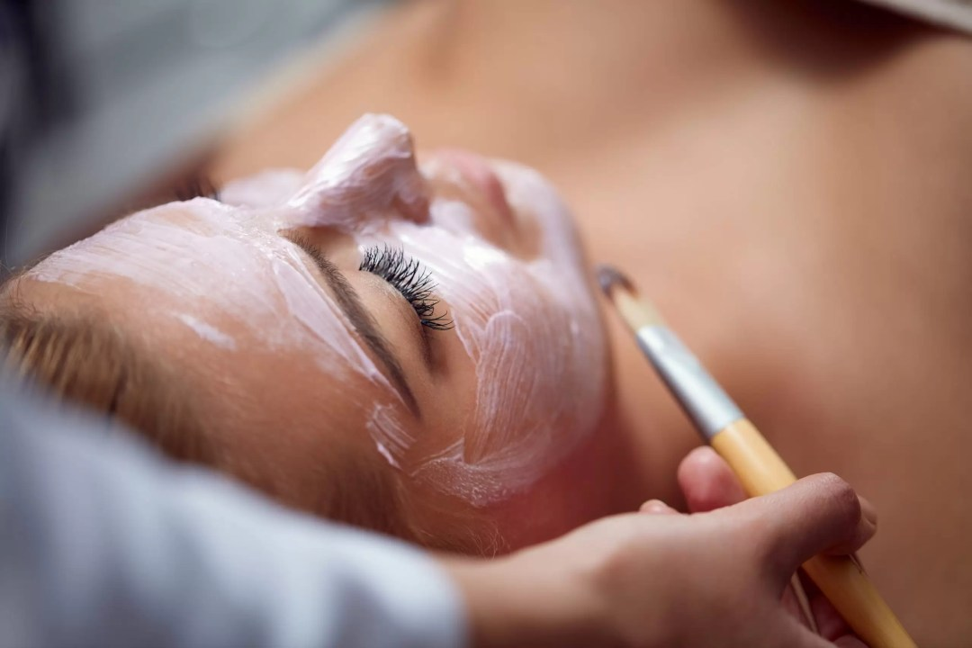 luxury facial cinderella facial