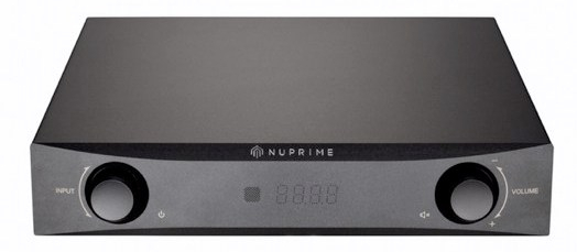 NuPrime IDA 8 integrated amplifer at Totally Wired