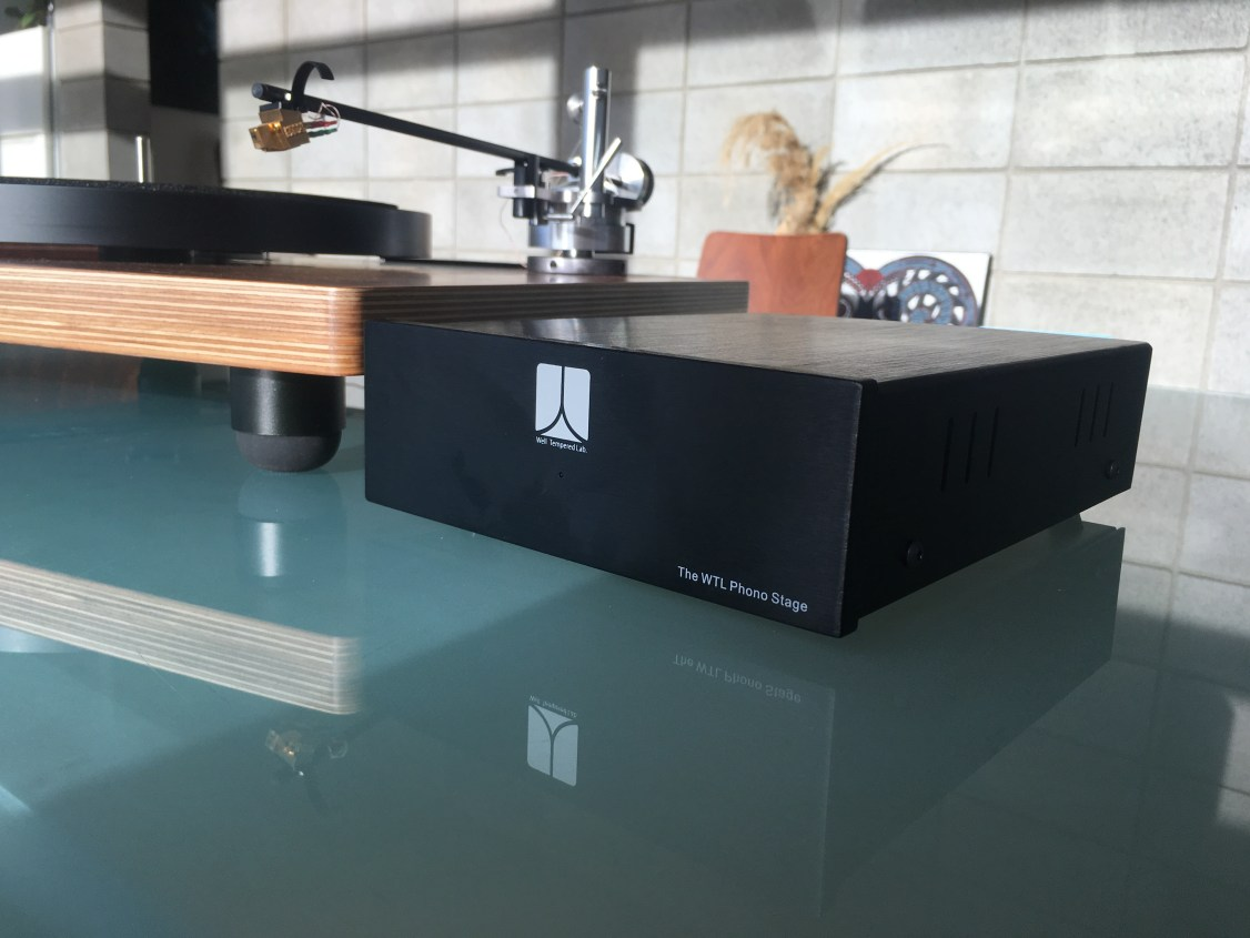 Versalex turntable, Dynavector DV17DX cartridge and The WTL Phono Stage @totallywirednz