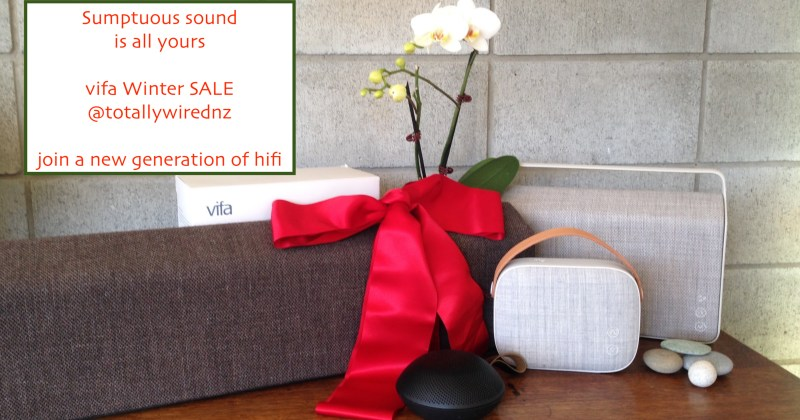 vifa Winter sale @totallywired.nz
