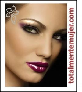 maquillaje para la noche