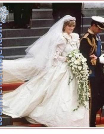boda de lady diana