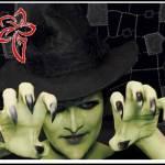 Disfraz de Halloween bruja Theodora de Oz