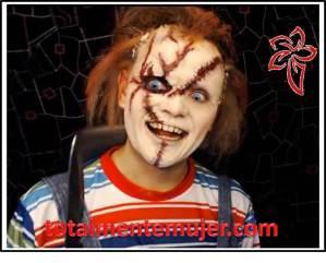 disfraz de Halloween Chucky