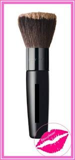 brocha para maquillaje en polvo