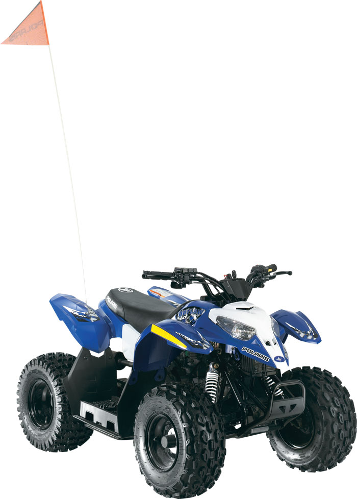 2012 Polaris Outlaw 50 Review