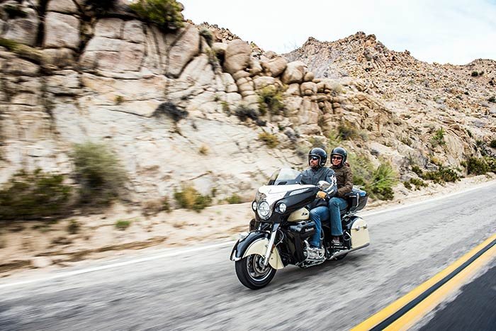 2017 Indian Roadmaster Review