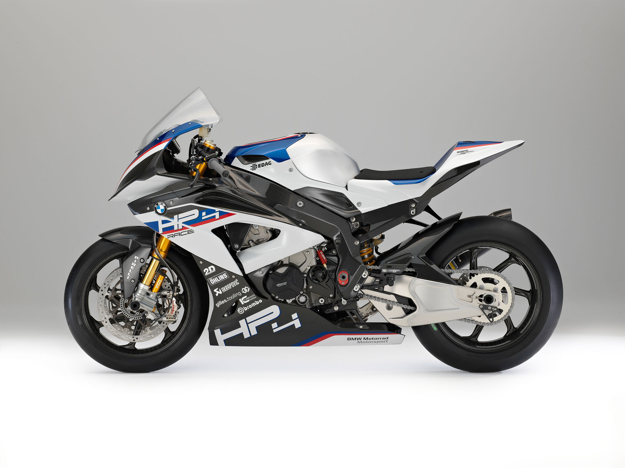 2018 Bmw Hp4 Race Review  Totalmotorcycle