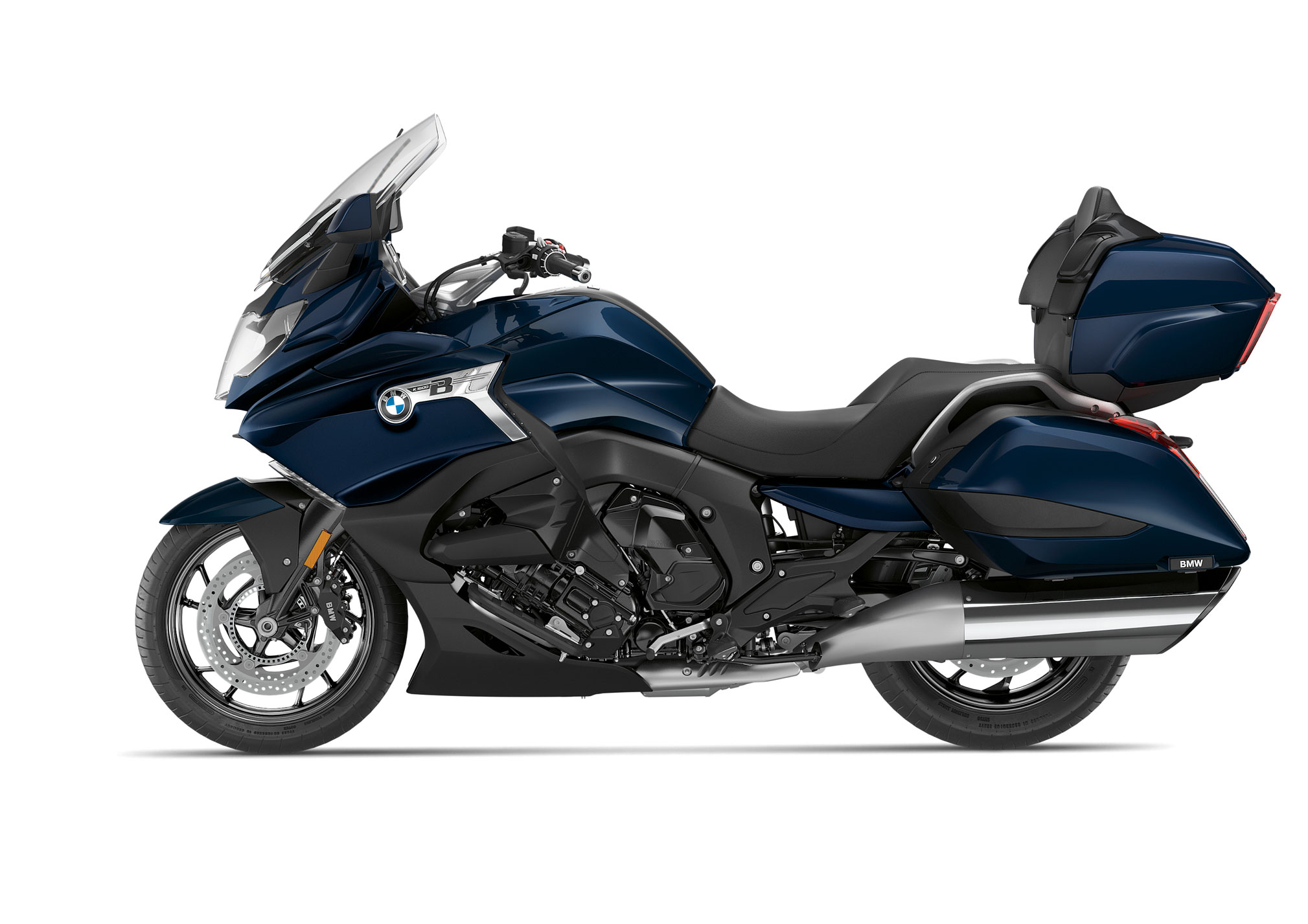 2019 Bmw K1600 Grand America Guide • Totalmotorcycle