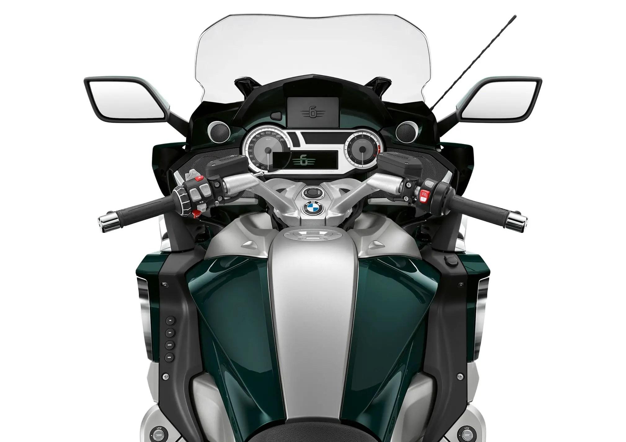 2019 Bmw K1600gtl Guide • Totalmotorcycle