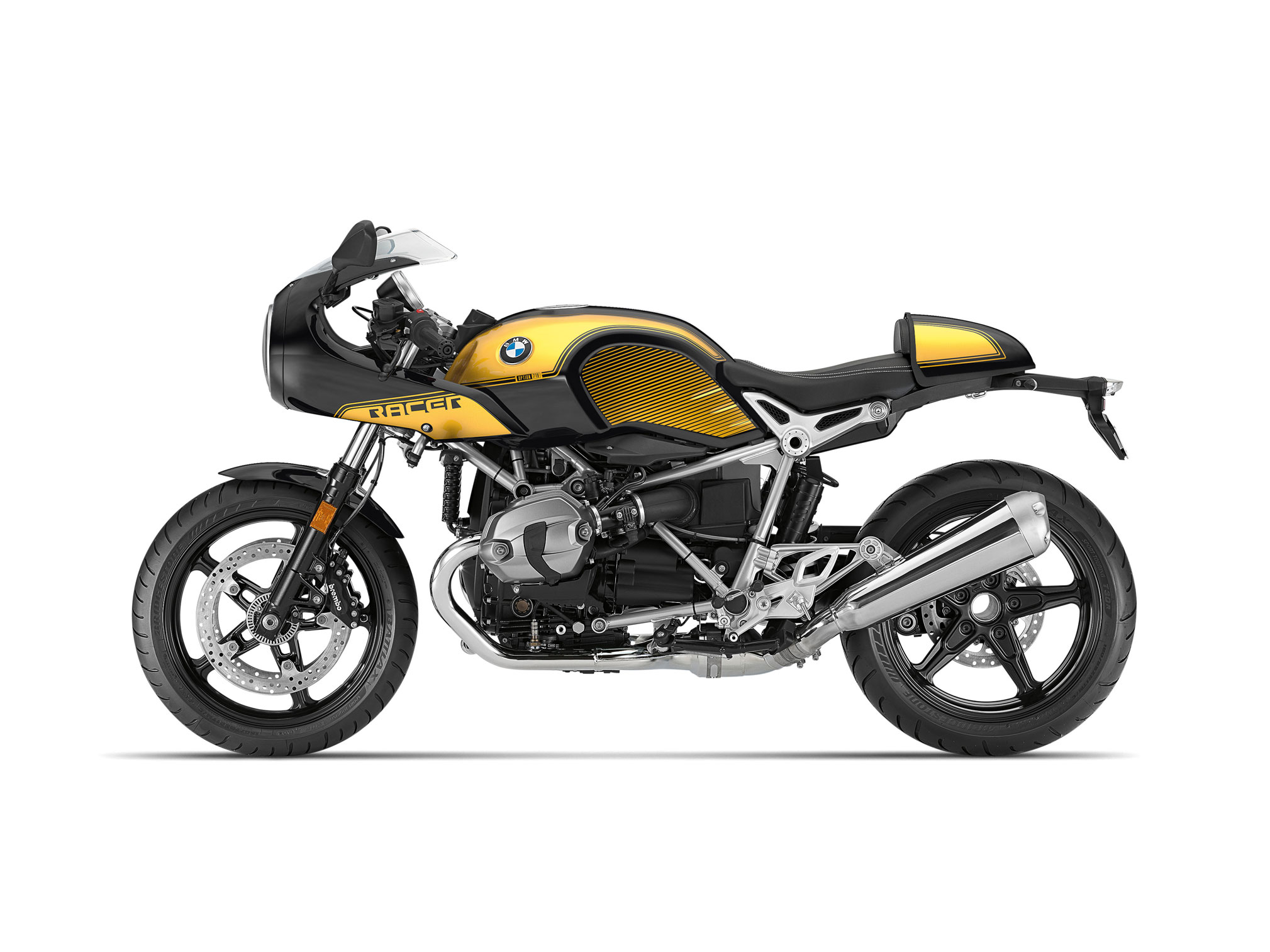 2019 Bmw R Ninet Racer Guide • Totalmotorcycle