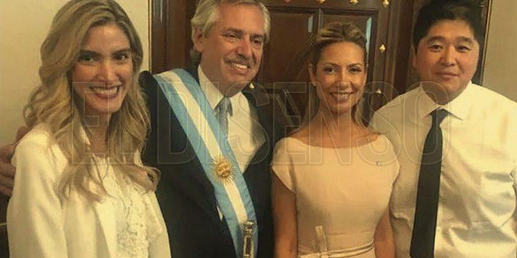 Olivos Gate: ¿Quién es Chien? - TotalNews Agency Argentina
