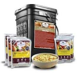 Wise Long Term Emergency Food - 120 Entree Serving Bucket