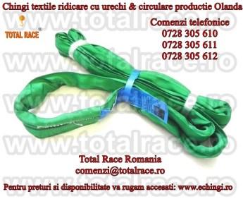 Chingi textile, Dispozitive si echipamente de ridicare din sufe echingi.ro / Total Race