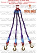 Dispozitive chingi textile macarale Total Race
