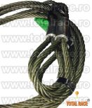 Cabluri de ridicare , sufe ridicare metalice Total Race