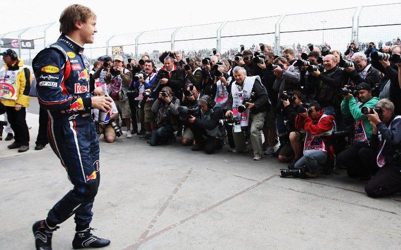 Ο Vettel και 2011 WDC σύμφωνα με τον Sir Stirling Moss