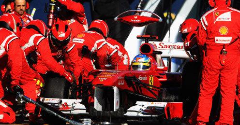 "Briatore: ""H Ferrari πρέπει να επικεντρωθεί στο 2012"""