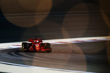 Sebastian Vettel - Ferrari - Bahrain Grand Prix 2018
